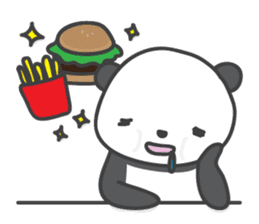 Koala & Panda sticker #7404130