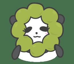 Koala & Panda sticker #7404134