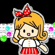 สติ๊กเกอร์ไลน์ Lucy`s sticker