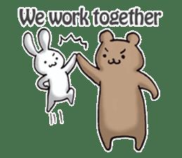 Long-distance couples part1 sticker #7412710
