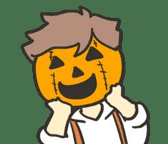 Kawaii Halloween Sticker,Osca sticker #7421884