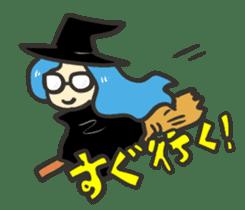 Kawaii Halloween Sticker,Osca sticker #7421886