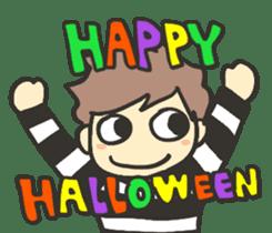 Kawaii Halloween Sticker,Osca sticker #7421887