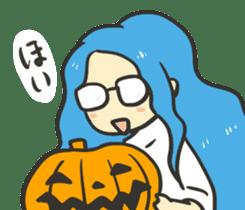 Kawaii Halloween Sticker,Osca sticker #7421888