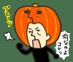 Kawaii Halloween Sticker,Osca sticker #7421893