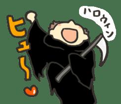 Kawaii Halloween Sticker,Osca sticker #7421898