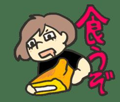 Kawaii Halloween Sticker,Osca sticker #7421914