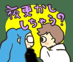 Kawaii Halloween Sticker,Osca sticker #7421923