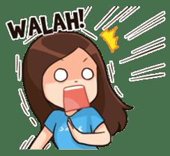 Lola Medok Suroboyoan sticker #7427726