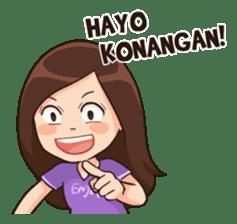 Lola Medok Suroboyoan sticker #7427731