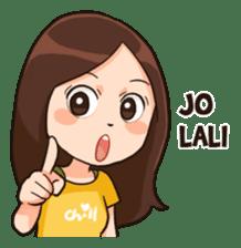 Lola Medok Suroboyoan sticker #7427741