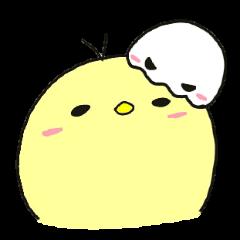 hiyoko and karasuke