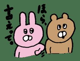 Osaka animals 2 sticker #7433108