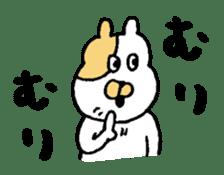 Osaka animals 2 sticker #7433109
