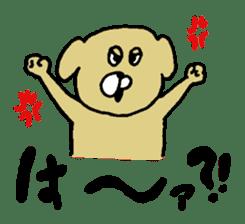 Osaka animals 2 sticker #7433126