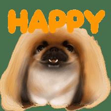 We Love Pekingese!! (English Version) sticker #7434145