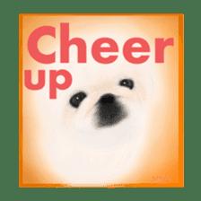 We Love Pekingese!! (English Version) sticker #7434151