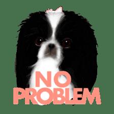 We Love Pekingese!! (English Version) sticker #7434152