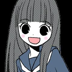 Japanese school girls2 (English version)