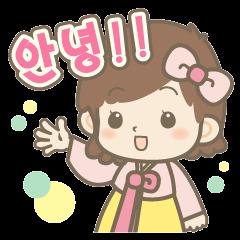 Korean Sticker@Amatch