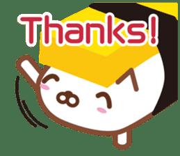 NIGIRI NEKO sushi-cats  (English) sticker #7438775