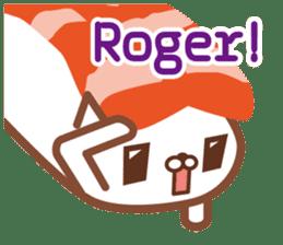 NIGIRI NEKO sushi-cats  (English) sticker #7438776