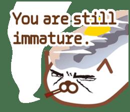 NIGIRI NEKO sushi-cats  (English) sticker #7438783