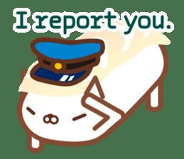 NIGIRI NEKO sushi-cats  (English) sticker #7438790