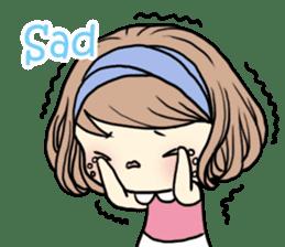Girl's period (English ver) sticker #7443066