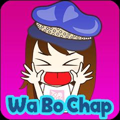 Cing Cing, Fun girl from Medan