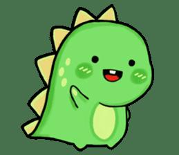 Chabosaurus sticker #7448692