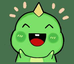 Chabosaurus sticker #7448696