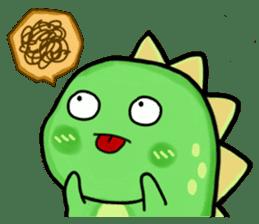 Chabosaurus sticker #7448701