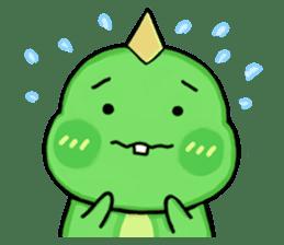 Chabosaurus sticker #7448705