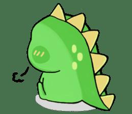Chabosaurus sticker #7448707