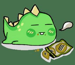 Chabosaurus sticker #7448715
