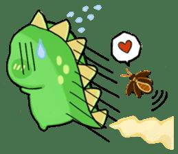 Chabosaurus sticker #7448717