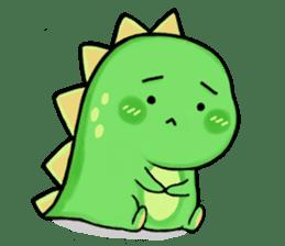 Chabosaurus sticker #7448727