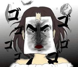 Uchikikko sticker #7450697