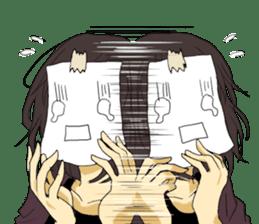 Uchikikko sticker #7450704