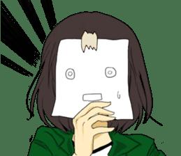 Uchikikko sticker #7450707