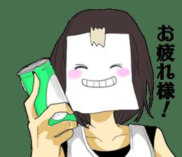 Uchikikko sticker #7450717