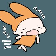สติ๊กเกอร์ไลน์ Animal Beanies Anime