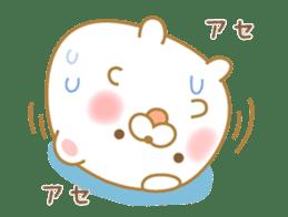 chubby animal sticker #7455934