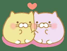 chubby animal sticker #7455935