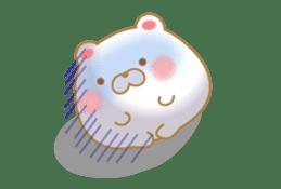 chubby animal sticker #7455936