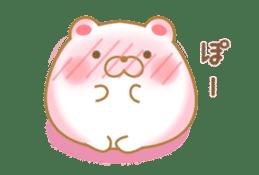 chubby animal sticker #7455937