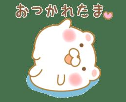 chubby animal sticker #7455959