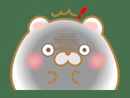 chubby animal sticker #7455961