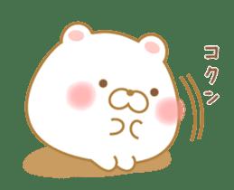chubby animal sticker #7455963